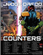 Judge Dredd RPG: Counters